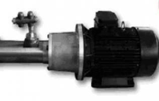 Screw pump – high pressure