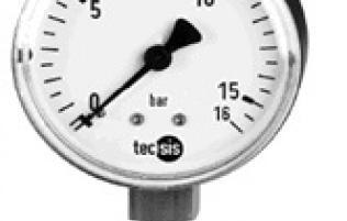 Pressure Gauge - Đồng hồ đo áp suất