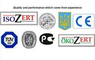 Chứng nhận của các tổ chức