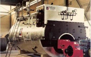 NỒI HƠI đốt Gas LPG/Biogas/DO./FO.
