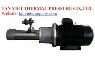 High pressure screw pump ITALY