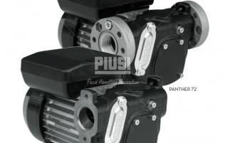 Bơm dầu cánh gạt hiệu PIUSI - Model Panther 56 - 72( Giá tốt nhất cho khách hàng)