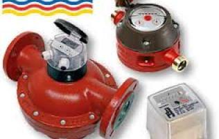 Đồng hồ đo lưu lượng dầu hiệu AQUAMETRO