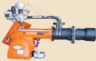 ECOSTAR Gas Burner