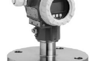 Thiết bị đo áp lực nước tĩnh ENDRESS + HAUSER