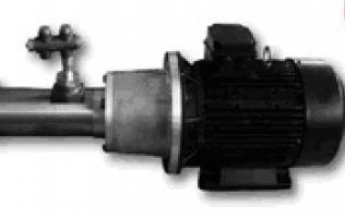 Screw pump – high pressure