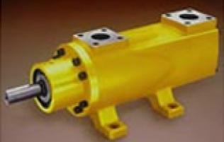 High pressure screw pump JAPAN
