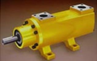 High pressure screw pump JAPAN