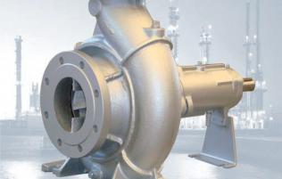 Bơm dầu tải nhiệt hiệu SKY -Turky( chuyên bơm dầu tải nhiệt, dầu nóng lên đến 280 độ.C)