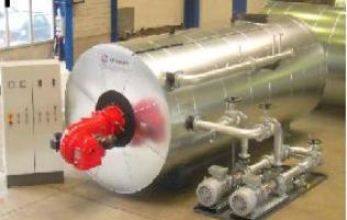 BBS Hot Oil Boiler